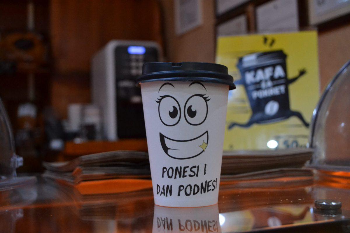 Kafa za pokret